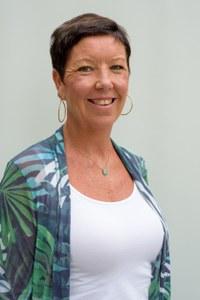 Presidente du CPAS Isabelle STOMMEN