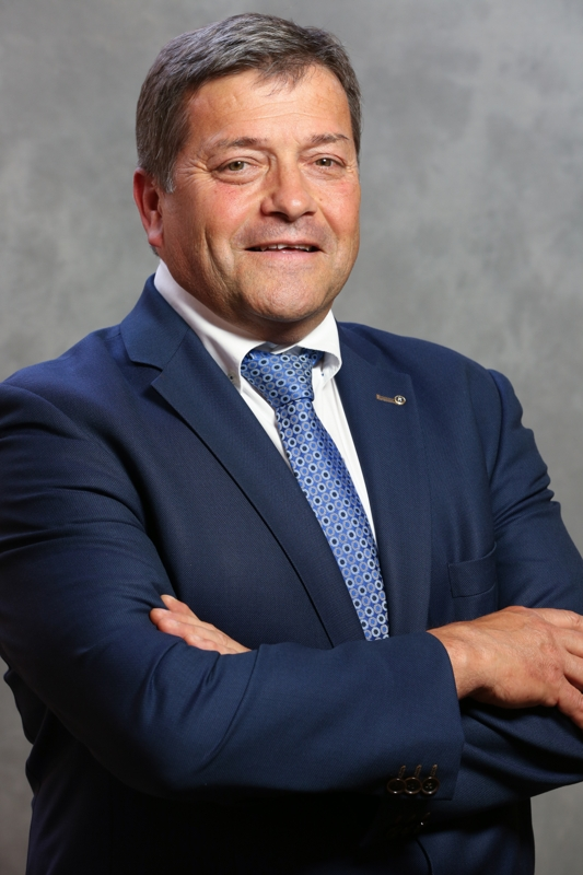 Monsieur le Bourgmestre Jean-Luc NIX
