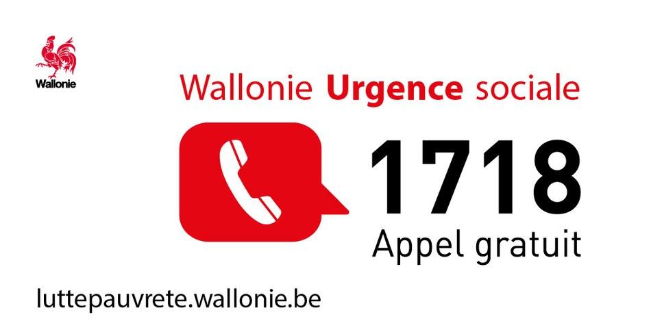 1718 Urgence sociale