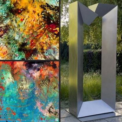 Exposition : Serge Gangolf & Charles van Lith