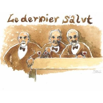 """Spectacle déambulatoire en extérieur : """"Le dernier salut"""""""